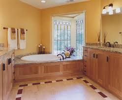 Aspen Bathroom Furniture Craftsman Master Bathroom With Mexican Tile By Bud Dietrich Aia