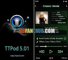 ttpod apk version ttpod 5 1 1 with 90 skins player for nokia n8
