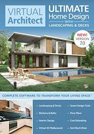 virtual 3d home design software download amazon com virtual architect ultimate home design with