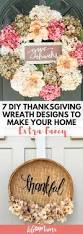cooking mama thanksgiving 7 diy thanksgiving wreath designs to make your home extra fancy