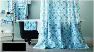 Teal Curtains Ikea Best Ikea Shower Curtain Bathroom Decor