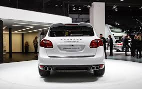 Porsche Cayenne Coupe - porsche could make a coupe version of the cayenne image 7 auto