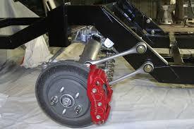 c4 corvette shocks trifive c4 corvette suspension rolling chassis fits 1955 1956 1957