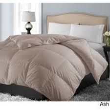 100 Percent Goose Down Comforter California King Size Down Comforter 1500 Thread Count Siberian