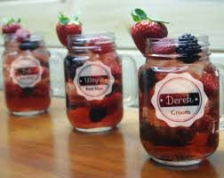 Mason Jar Party Favors Custom Engraved Glassware And Gifts By Theengravery On Etsy