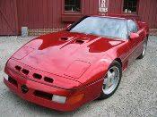 c4 callaway corvette callaway cars inc