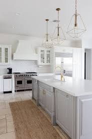 Gray Cabinets With White Countertops Best 25 Gray And White Kitchen Ideas On Pinterest Kitchen Reno