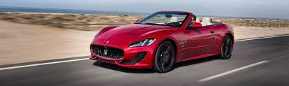 convertible maserati 2017 five heaviest convertible sports cars available in europe in 2017