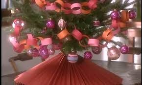 video good thing how to make a paper tree skirt martha stewart