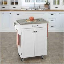 white kitchen cart with black granite top voluptuo us