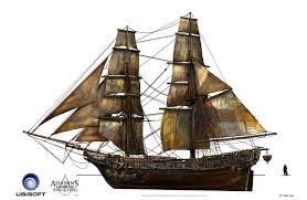 image assassin u0027s creed iv black flag ship pirate brig by max