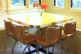 retro kitchen table and chairs set vintage kitchen dining sets kutskokitchen
