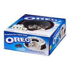 celebration foods oreo premium ice cream cake 48 oz walmart com