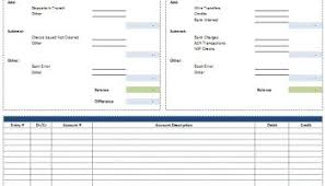 Balance Sheet Account Reconciliation Template Excel by Balance Sheet Reconciliation Template Spreadsheetshoppe