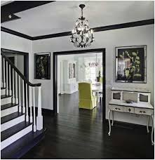 interior paint colors with dark wood trim a guide on is white