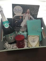 engagement gift basket engagement gift basket sophisticated and sassy