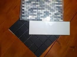 Backsplash With Accent Tiles - help accent tile layout in master shower continue backsplash