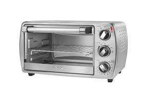 Oven And Toaster Oster 6 Slice Convection Countertop Oven Brushed Stainless Steel