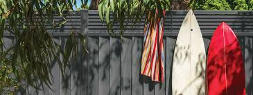 competition backyard makeover colorbond steel