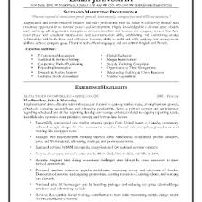 cover letter entry level management resume samples entry level
