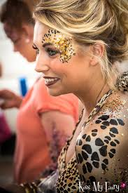 leopard halloween makeup ideas the 25 best leopard makeup ideas on pinterest leopard costume
