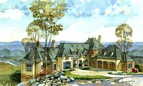 custom country house plans custom country house plans a classic hill unique most
