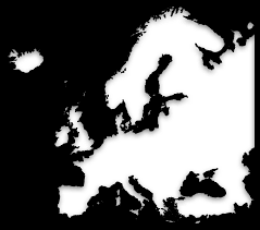 Europe Map Cities by Blind Map Of Europe Capitals