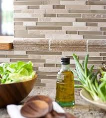 Kitchen Backsplash Glass Tile Best 25 Decorative Kitchen Tile Ideas Mercury Glass Iridescent