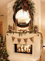 How To Decorate A Non Working Fireplace Inside Fireplace Decor Home Design