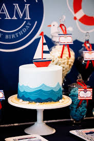 Nautical Party Theme - 43 best nautical birthday party theme images on pinterest party