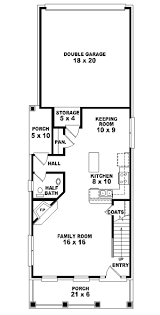 best 25 narrow house plans ideas on pinterest lot fair unique