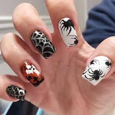 halloween nails 65 creepy nail art design ideas for 2017 halloween