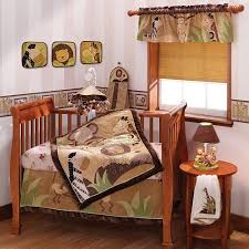 Jungle Themed Crib Bedding 31 Best Boy Crib Bedding Images On Pinterest Baby Cribs Child