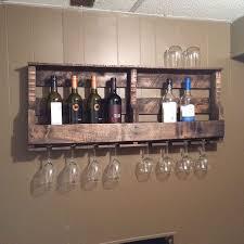 how to make a pallet wine rack pallet wine rack diy pallet wall