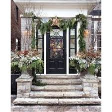 Christmas Decorations Outdoor Entrance by Classy Outdoor Christmas Decorations Ideas