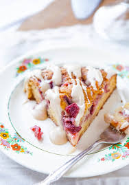 the best pineapple upside down cake cream cheese glaze vanilla