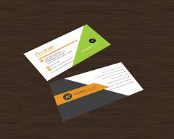 Business Card Design For It Professional Modern Professional Business Card Design For Seet Su Meng By Cr