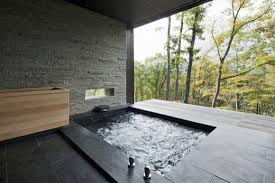 Zen Bathroom Design by Archiexpo E Magazine Op Ed Recreating The Japanese Bathroom