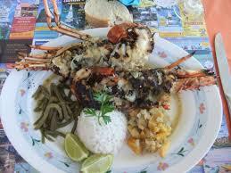 la cuisine de la mer langouste picture of delices de la mer sainte tripadvisor