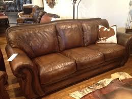 Rustic Leather Sofa by Aspen Sofa By Artistic Leathers Austin U0026 Houston Rustic