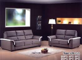 Sofa Casa Leather Sofa Set 1 2 3 Casa Leather Model R A390 Furnitures Malaysia
