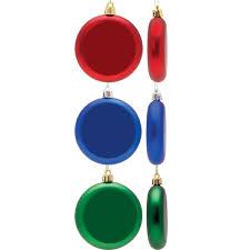 acrylic ornaments flat