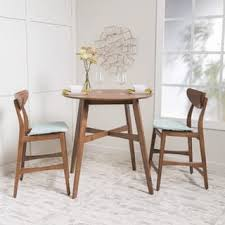 round bistro table set bar pub table sets for less overstock com