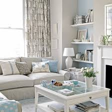 wohnzimmer blau beige wohnzimmer helles interieur pastellfarben blau beige