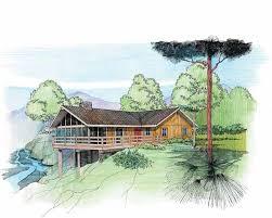 4 Bedroom Cabin Floor Plans 64 Best Florida House Images On Pinterest Beach House Plans