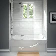 bathroom alcove ideas bainultra cittiar 6032 with insert alcove air jet bathtub for your