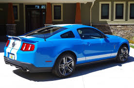 barn find u0027 2010 shelby gt500 mustang sold ford authority
