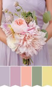Bridesmaids Bouquets Inspiring Blooms 6 Summer Bridal Bouquets Onefabday Com