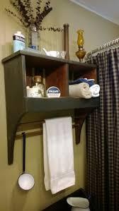Primitive Bathroom Ideas 111 Best Shelves Bthrm Holders Images On Pinterest Bathroom