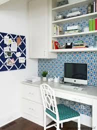 Built In Desk Ideas Built In Desk Ideas Contemporary Den Library Office Laura